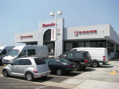 ... Rancho Chrysler Dodge Jeep RAM Image 2 ...