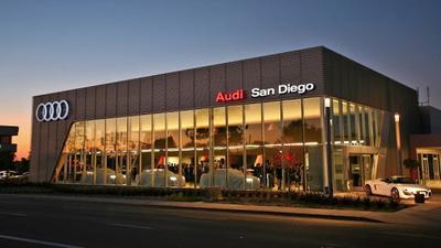 Car Dealerships San Diego >> Audi San Diego In San Diego Including Address Phone Dealer Reviews