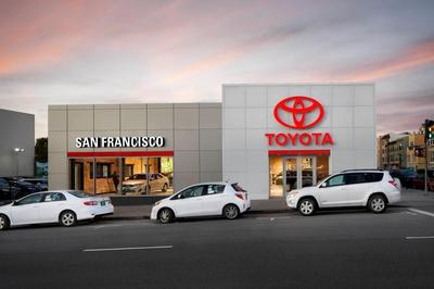 Toyota San Francisco >> San Francisco Toyota In San Francisco Including Address Phone