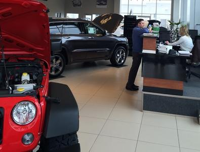 Tri Cities Chrysler Dodge Jeep Ram In Kingsport Including Address