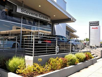 Audi Stevens Creek Service >> Audi Stevens Creek in San Jose including address, phone ...