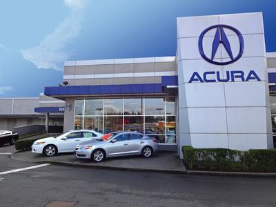 Acura Of Seattle In Seattle Including Address Phone Dealer Reviews