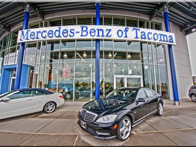 Mercedes Benz Of Tacoma Image 1