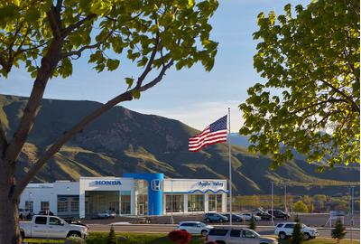 Lovely Apple Valley Honda Image 1
