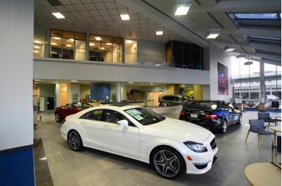 ... Mercedes Benz Of Tysons Corner Image 5 ...