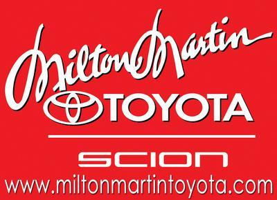 Perfect Milton Martin Toyota Image 1