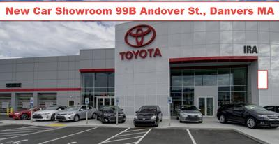 Perfect ... Ira Toyota Of Danvers Image 7