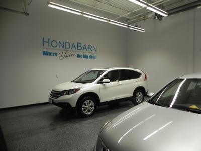 Honda Barn Image 1