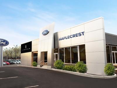 Maplecrest Ford Lincoln Image 1