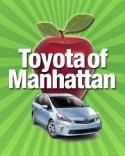 Toyota Of Manhattan >> Toyota Of Manhattan In New York Including Address Phone