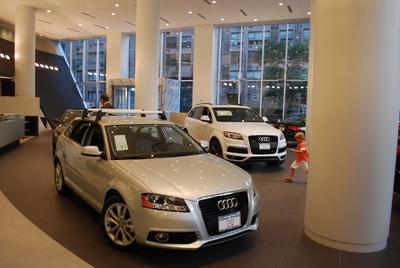 Audi Manhattan In New York Including Address Phone Dealer Reviews - Audi of manhattan