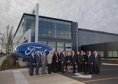 Fox Ford Lincoln >> Fox Ford Lincoln In Chicago Including Address Phone Dealer