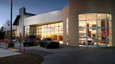 Jaguar Land Rover Of North Atlanta In Alpharetta Including Address