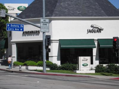 Hornburg Jaguar Land Rover Los Angeles Image 1