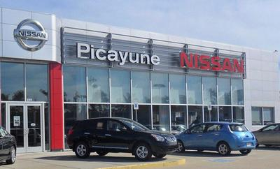 nissan of picayune in picayune including address phone dealer reviews directions a map. Black Bedroom Furniture Sets. Home Design Ideas
