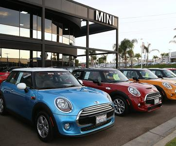 Mini Of Escondido >> Mini Of Escondido In Escondido Including Address Phone