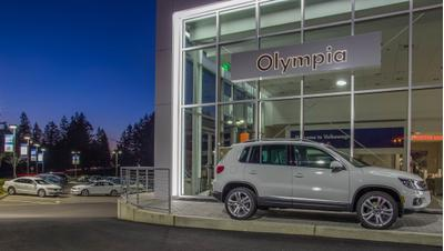 vw of olympia in olympia including address, phone, dealer reviews