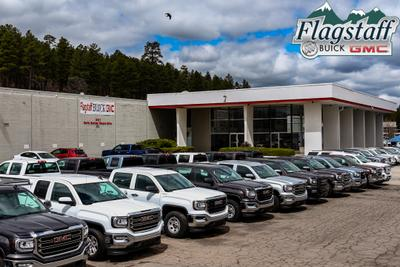 flagstaff buick gmc in flagstaff including address phone dealer reviews directions a map. Black Bedroom Furniture Sets. Home Design Ideas