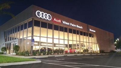 Audi West Palm Beach >> Audi West Palm Beach In West Palm Beach Including Address Phone