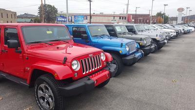 Dutch Miller Dodge >> Dutch Miller Chrysler Dodge Jeep Ram in South Charleston ...