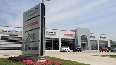 Hall Chrysler Dodge Jeep RAM Chesapeake Image 1