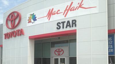 Mac Haik Toyota Image 1