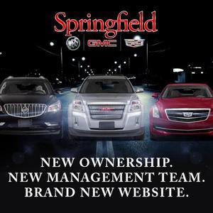 Springfield Buick Gmc >> Springfield Buick Gmc Cadillac In Springfield Including