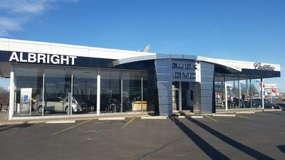 albright buick gmc cadillac in saint joseph including address phone dealer reviews directions. Black Bedroom Furniture Sets. Home Design Ideas