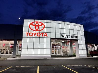 West Herr Toyota >> West Herr Toyota Of Orchard Park In Orchard Park Including Address
