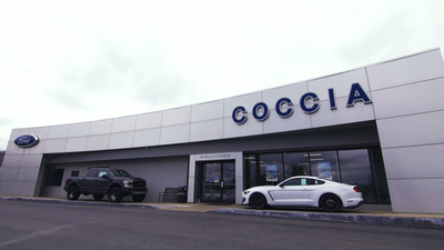 Coccia Ford Lincoln Image 2