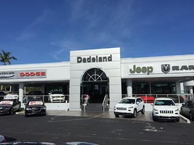 Lovely Dadeland Dodge Chrysler Jeep RAM Image 1