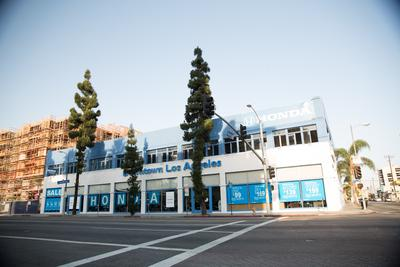 Honda Of Downtown Los Angeles Image 1