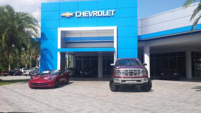 Lou Bachrodt Chevrolet >> Lou Bachrodt Chevrolet Coconut Creek In Pompano Beach Including