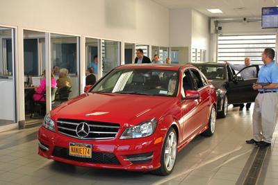 ... Mercedes Benz Of Nanuet Image 6 ...