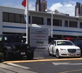 Cutter Dodge Honolulu >> Cutter Chrysler Dodge Jeep RAM Fiat in Honolulu including