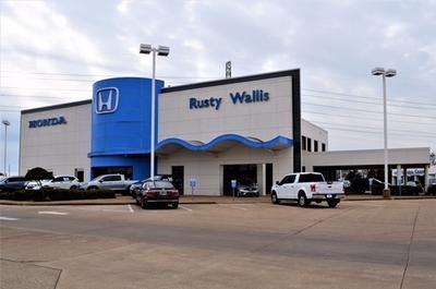 ... Rusty Wallis Honda Image 5 ...