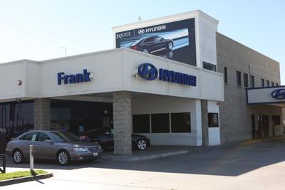 Frank Hyundai In National City Including Address Phone