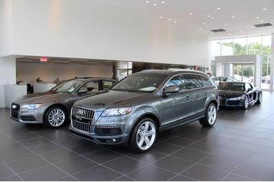 Audi Cary In Cary Including Address Phone Dealer Reviews - Audi cary