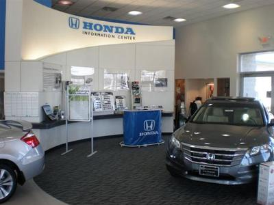 ... Tim Marburger Honda Image 3 ...