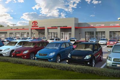 ... Joe Myers Toyota Image 2 ...
