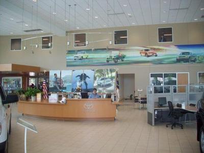 Rick Hendrick Toyota of Fayetteville Image 2