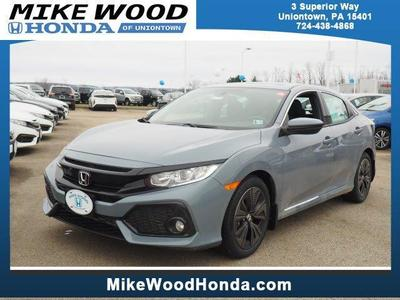 New and Used Honda Civic 2018 in Uniontown, PA | Auto.com