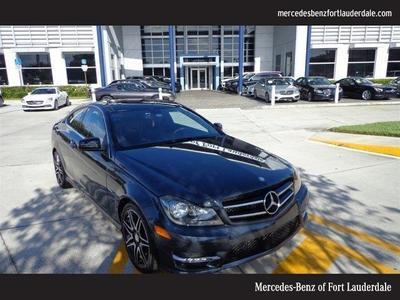 2014 Mercedes Benz C Class C 250 For Sale VIN: WDDGJ4HBXEG285982