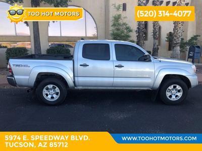 Toyota Tacoma 2012 for Sale in Tucson, AZ