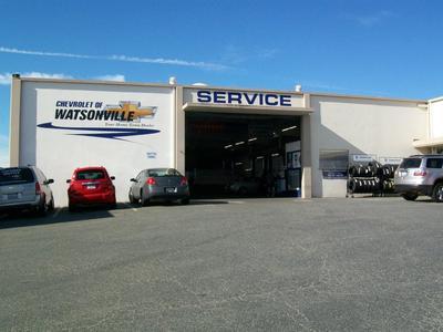 Chevrolet of Watsonville Image 8