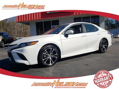 Toyota Camry 2020 for Sale in Martinsville, VA