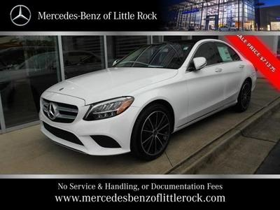 Mercedes-Benz C-Class 2019 for Sale in Little Rock, AR