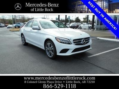 Mercedes-Benz C-Class 2019 for Sale in Little Rock, AR