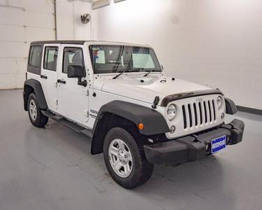 Jeep Wrangler Unlimited 2016 a la venta en Blair, NE