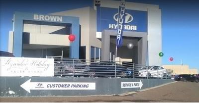 Brown Hyundai of Laredo Image 2